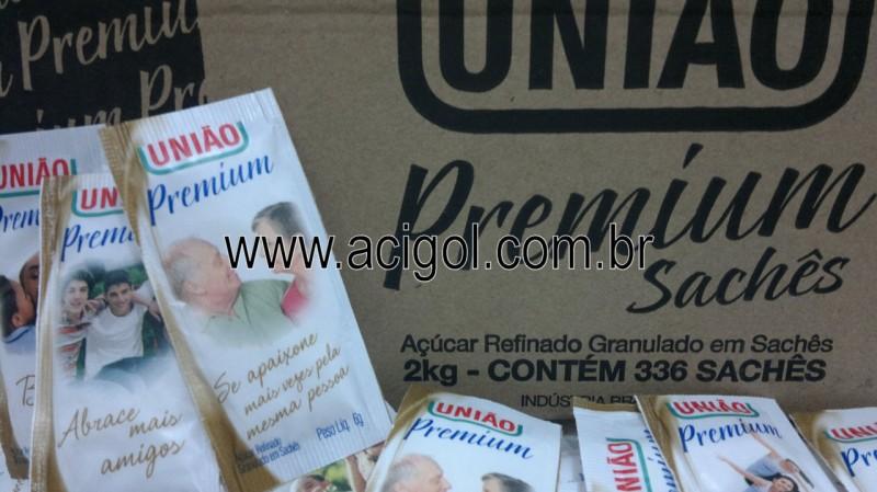 acucar sachet uniao (3) Foto Acigol Recife 81 34451782