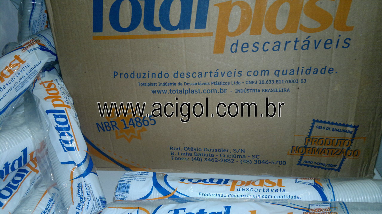 copo descartavel 50 ml  com 50x100 un-foto acigol 81 34451782-240120131224