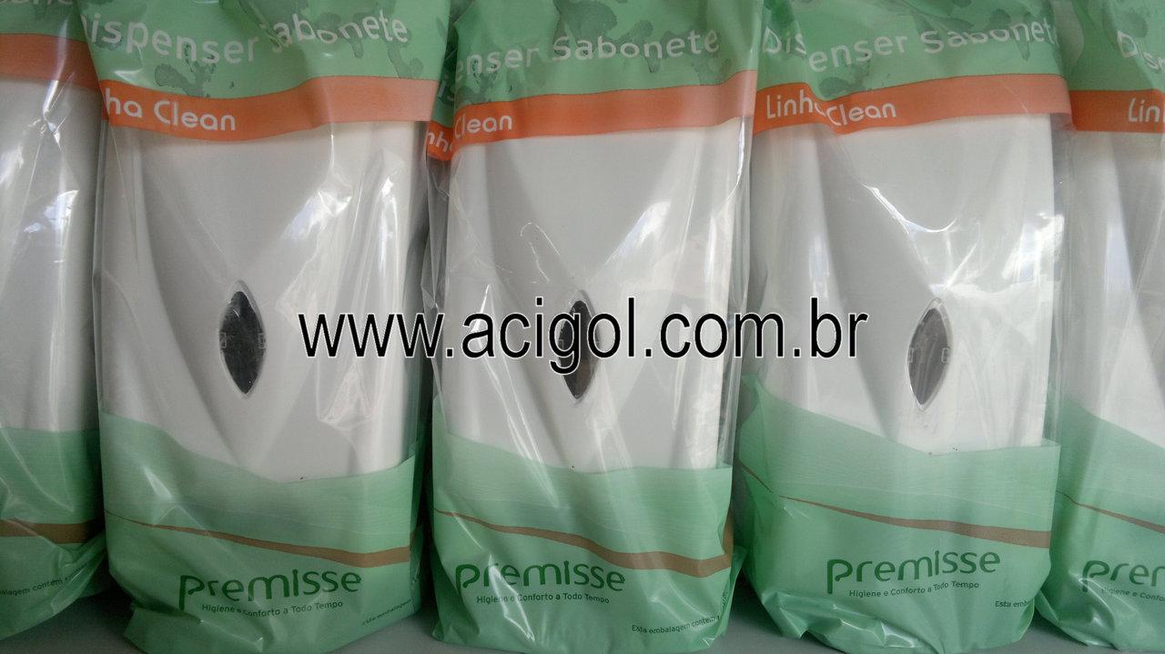 dispenser de sabonete espuma premisse-foto acigol 81 34451782-300120131332