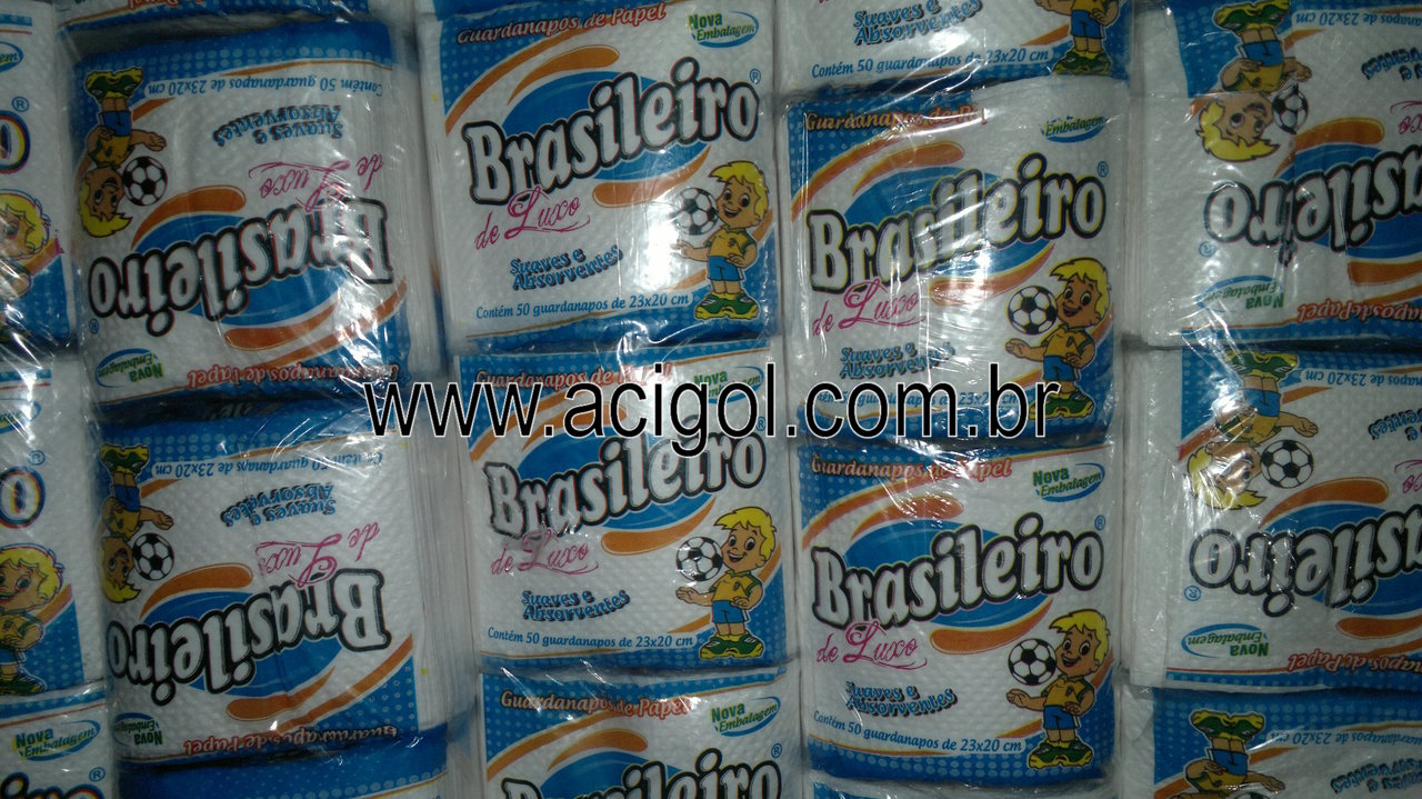 Guardanapo-Foto Acigol Recife 81 34451782