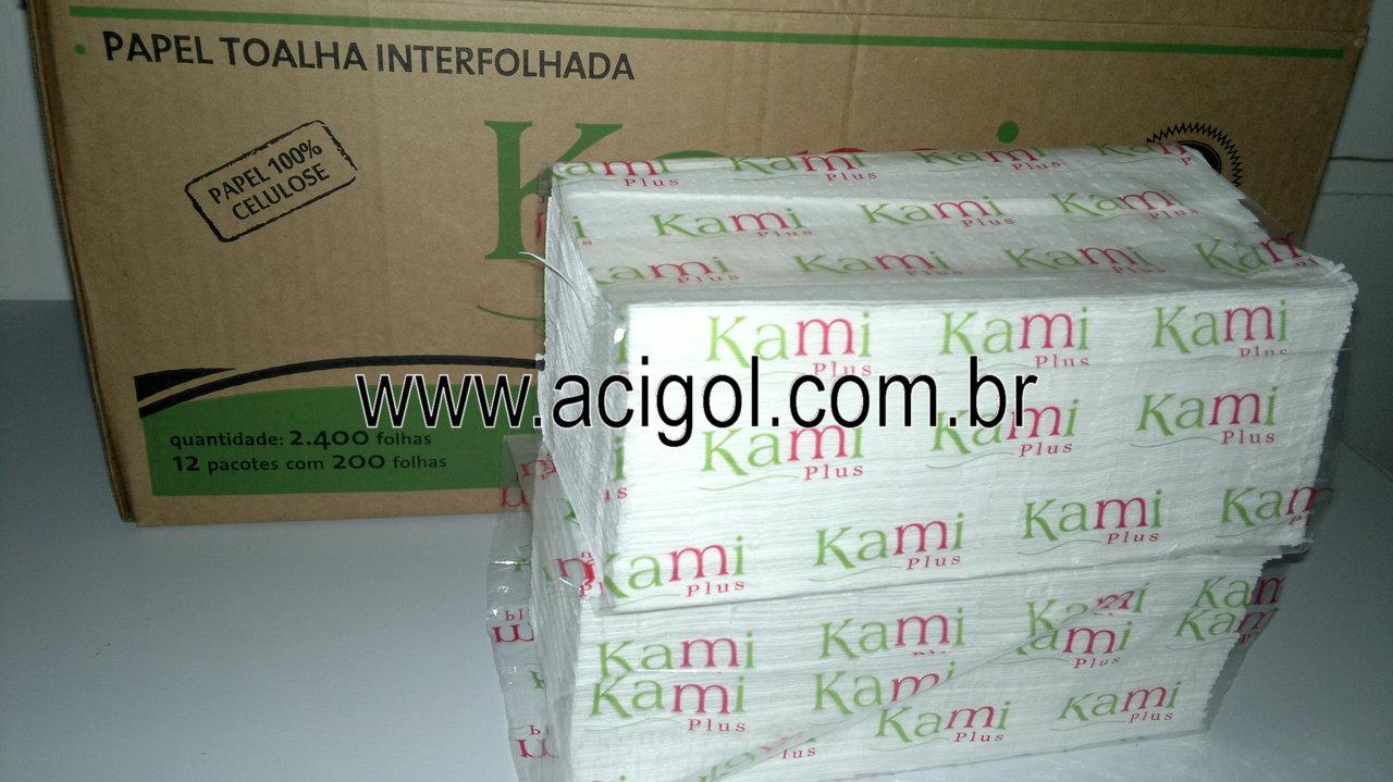 papel toalha  Kami Plus -foto acigol 81 n34451782-030220131470