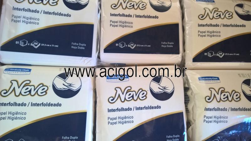 papel higienico neve interfolha folhas dupla pc com 250 fls-foto acigol recife-WP_20160604_13_53_26_Pro