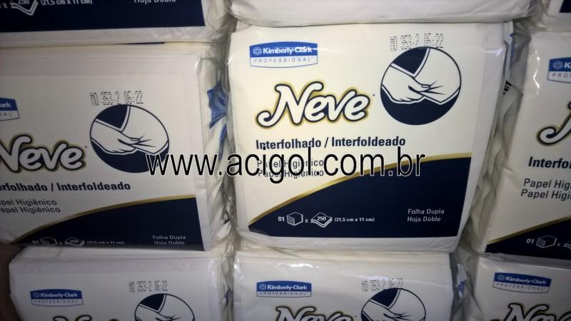 papel higienico neve interfolha folhas dupla pc com 250 fls-foto acigol recife-WP_20160604_14_07_24_Pro