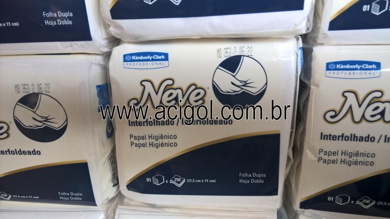 papel higienico neve interfolha folhas dupla pc com 250 fls-foto acigol recife-WP_20160604_14_08_09_Pro