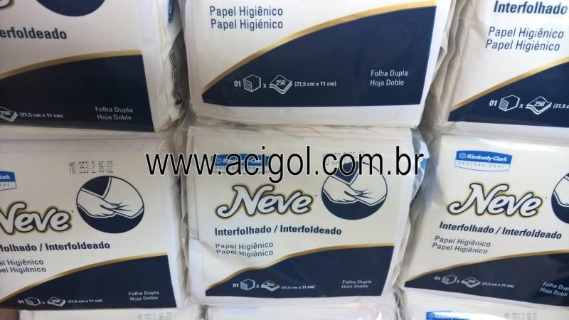 papel higienico neve interfolha folhas dupla pc com 250 fls-foto acigol recife-WP_20160604_14_05_31_Pro