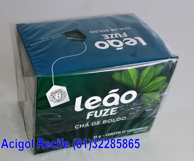 CHA DE BOLTO COM 15 SAQUINHOS-ACIGOL 81 32285865-