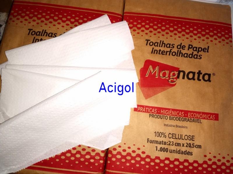PAPEL TOALHA MAGNATA-ACIGOL RECIFE 81 32285865-CLICOU CHEGOU-