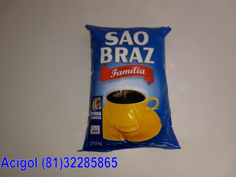 CAFÉ MOIDO SÃO BRAZ FAMILIA 250GRAMAS-AQCIGOL 81 32285865-IMG_20180107_135448025