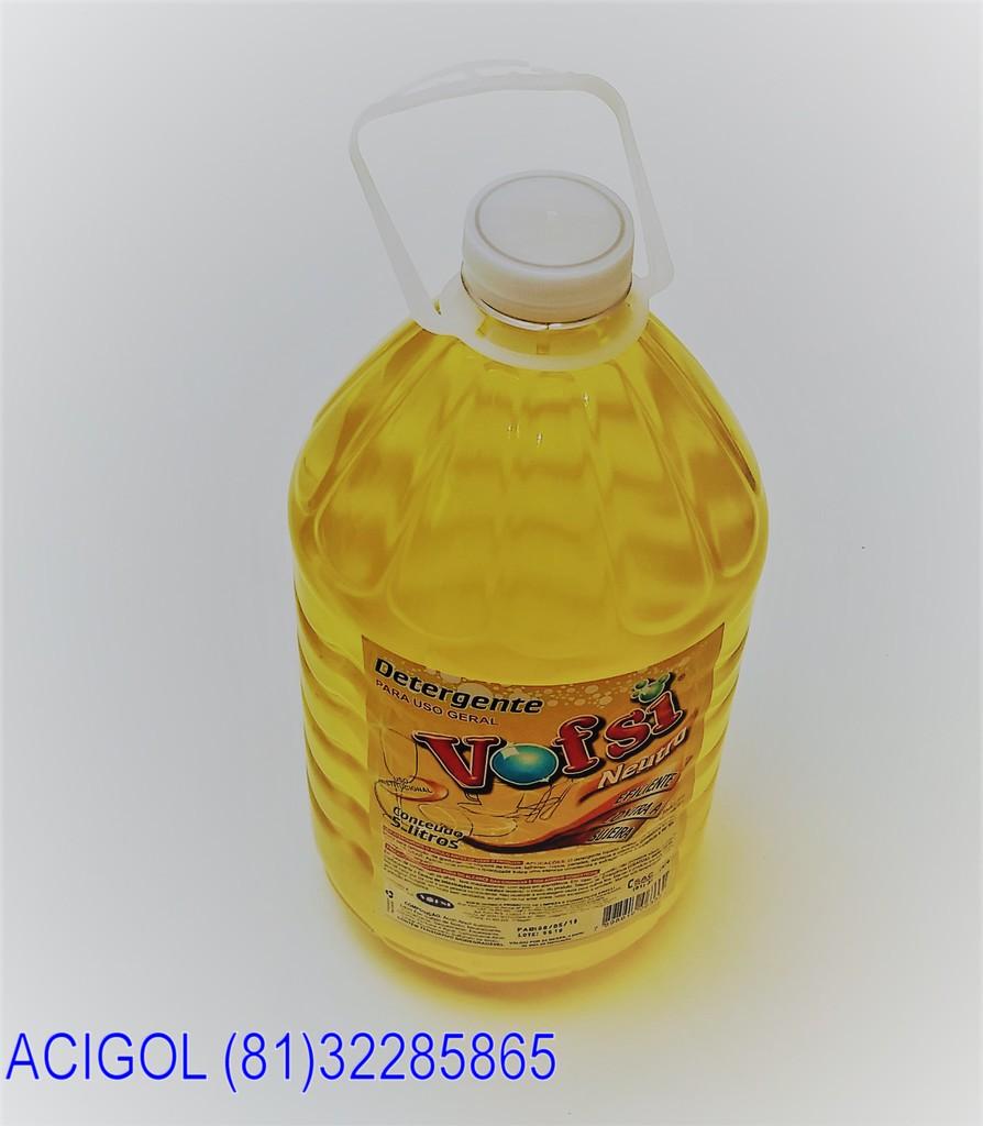 detergente neutro vofsi com 5 litros-acigol 81 32285865-IMG_20180513_134855662