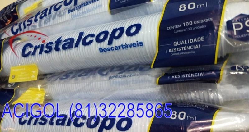COPO DESCARTÁVEL 80 ML PARA CAFEZINHO-ACIGOL RECIFE 81 32285865-IMG_20180813_200757492_LL