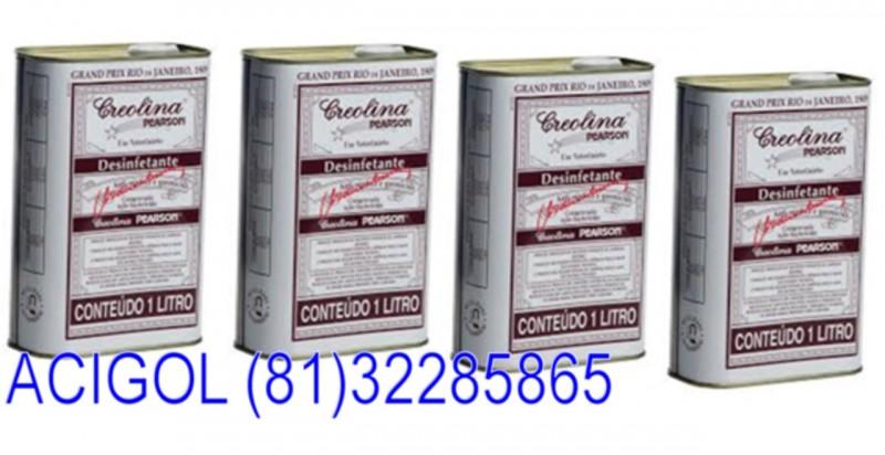 CREOLINA 1 LITRO-ACIGOL RECIFE 81 32285865-2605121655