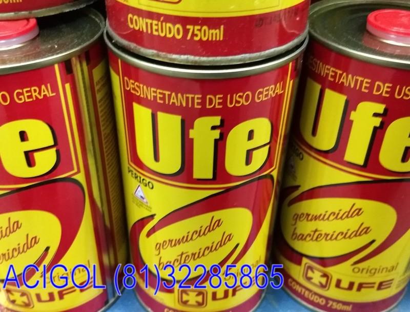 DESINFETANTE DE USO GERAL UFE-ACIGOL RECIFE 81 32285865-IMG_20180630_100936943