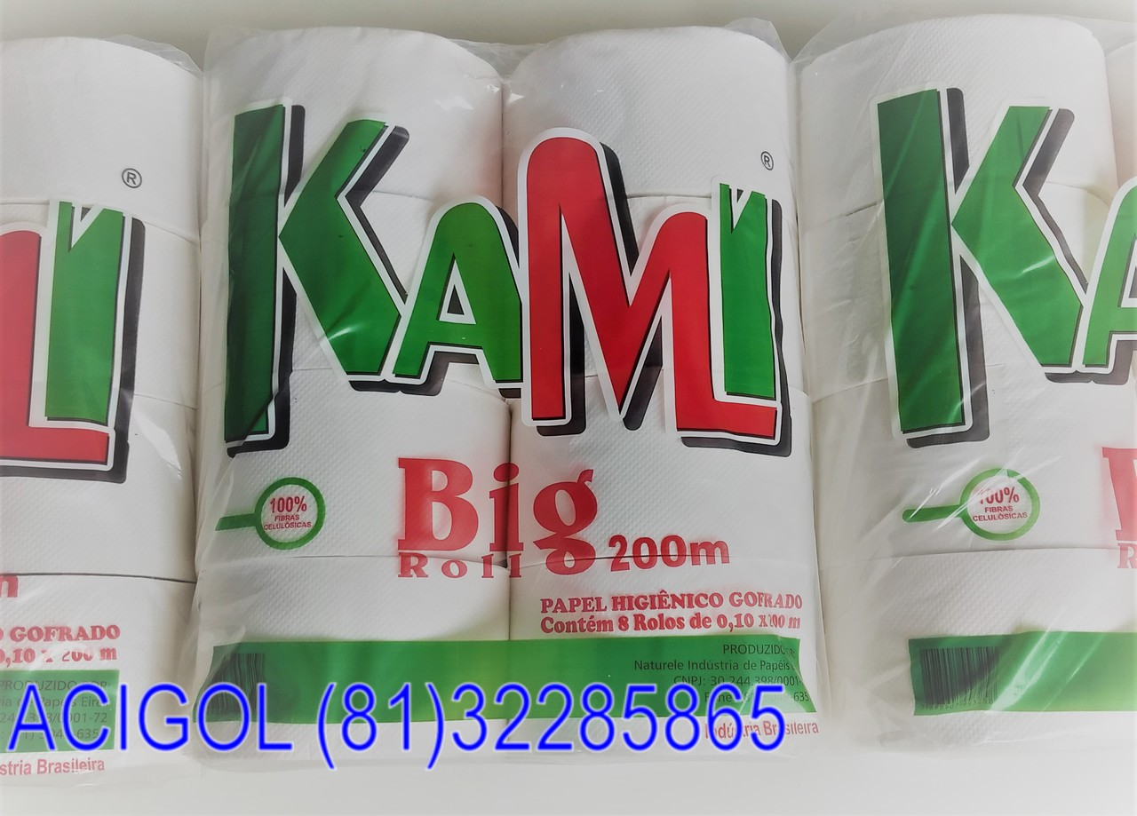 PAPEL HIGIENICO KAMI-ACIGOL RECIFE 8132285865-IMG_20180910_091951432