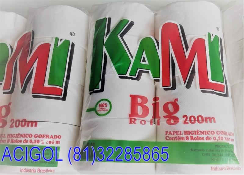 PAPEL HIGIENICO KAMI-ACIGOL RECIFE 8132285865-IMG_20180910_091953399