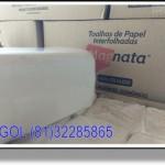 PAPEL TOALHA INTERFOLHA MAGNATA 2400 FOLHAS DOLHAS-ACIGOL RECIFE 81 32285865-IMG_20181214_085210651_BURST001