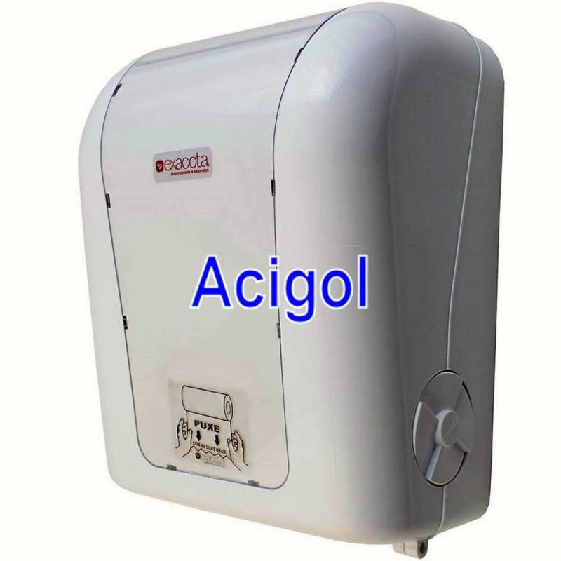 DISPENSADOR DE PAPEL TOALHA EM ROLO EXXACTA-ACIGOL RECIFE 81 32285865
