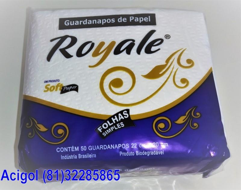 GUARDANAPO DE MESA ROYALE COM 50-ACIGOL 81 32285865-IMG_20180107_134830706