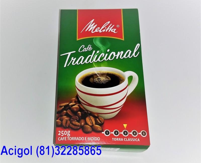 CAFÉ MOIDO MELITA EMBALADO A VÁCUO 250 GRAMAS-ACIGOL 81 32285865-IMG_20180107_135614327