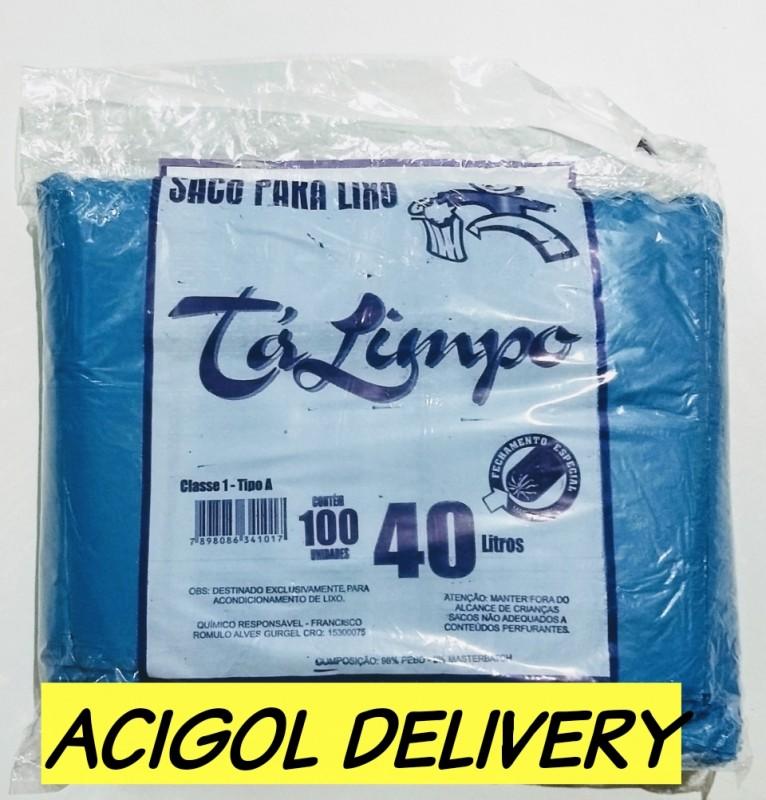 SACO PARA LIXO TALIMPO AZUL 40 LITROS-ACIGOL RECIFE 81 32285865-IMG_20190804_192643_
