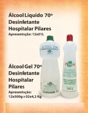ALCOOIS 70 INCM PILARES