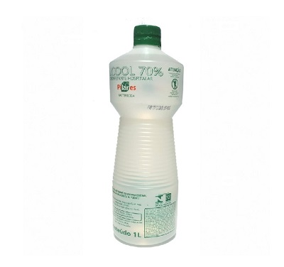 ALCOOL LIQUIDO 70 INCM PILARES 600X600