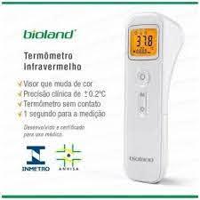 Termômetro Digital Infravermelho Sem Contato Ref E127