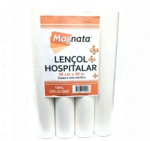 LENCOL HOSPITALAR 50X50 MAGNATA - ACIGOL 81 32285865