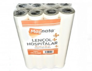 LENCOL HOSPITALAR 50X50 MAGNATA - ACIGOL 81 32285965