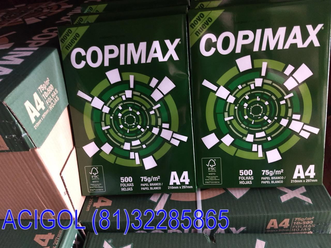 PAPEL A4 COPIMAX-ACIGOL RECIFE 81 32285865-IMG_20180828_135836644_LL