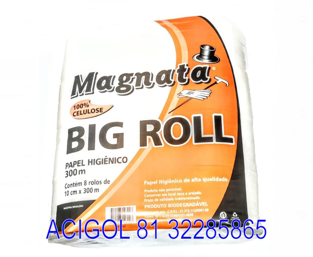 BIG ROLL MAGNATA 8X300M - ACIGOL 81 32285865