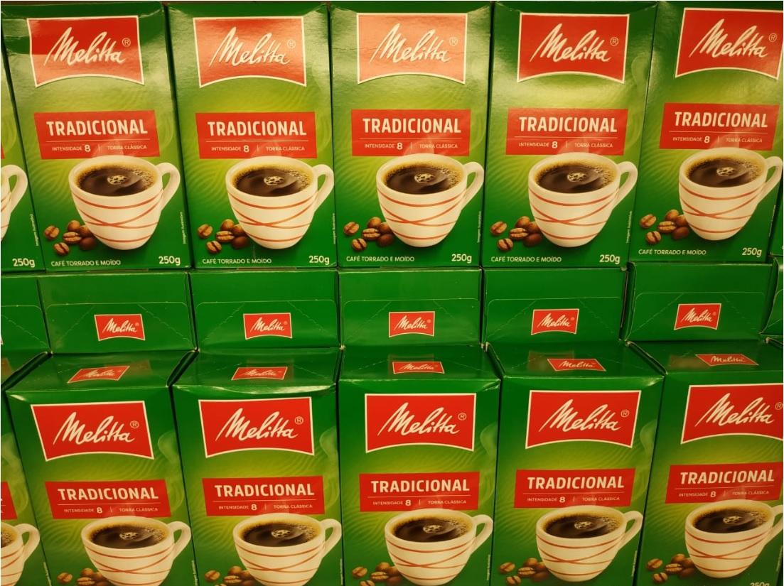 CAFE MOIDO MELITA TRADICIONAL 250 GRAMAS - ACIGOL 81 32285865