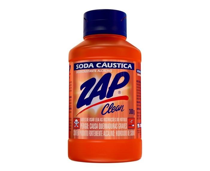 Soda-Caustica ZAP 300 GR - ACIGOL 81 32285865